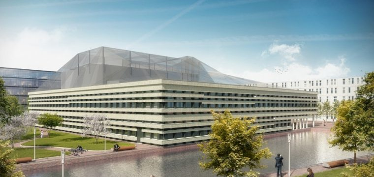 Proton Therapy Center of the University Medical Center Groningen (Netherlands)